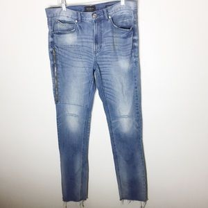 Pacsun | Distressed HighRise Skinny Jeans B1